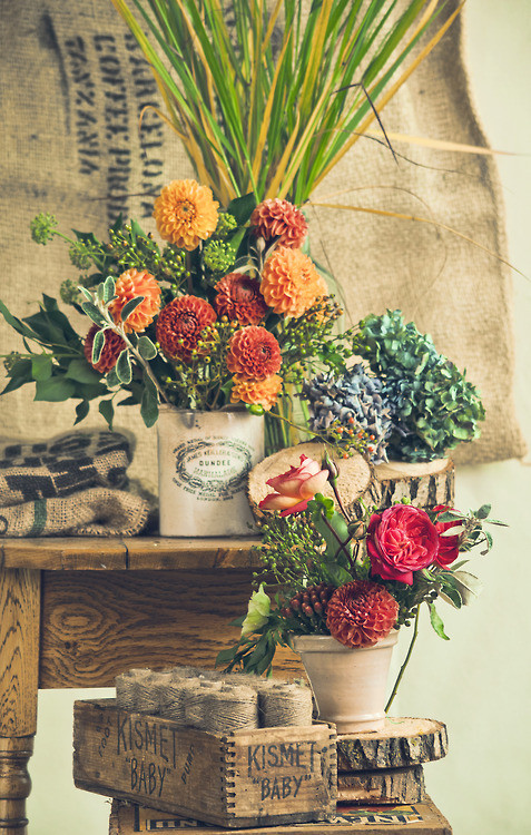 Product photography for Shoreditch based florist - That Flower Shop